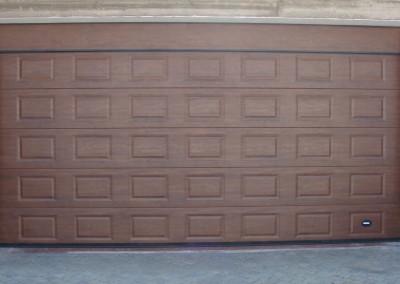 Porta sezionale a cassettoni Cesano Maderno