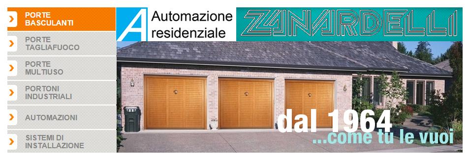 Basculanti ZANARDELLI