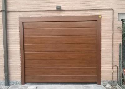 Porta sezionale garage Tocantis Vedano Olona