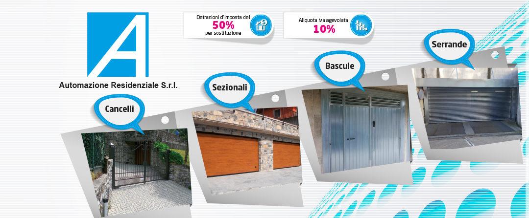 Risparmiare acquistando o sostituendo la porta del garage