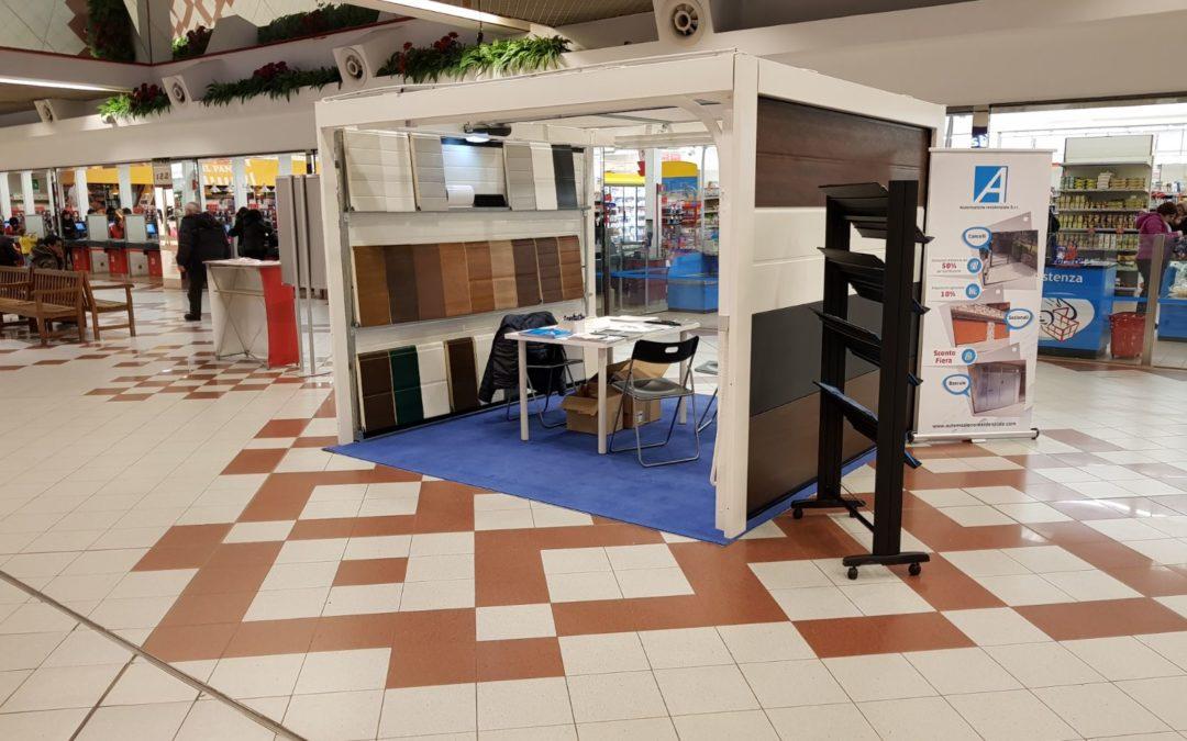 Automazione residenziale in esposizione al Bennet di Cantù 2018