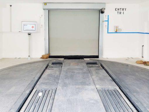 Porte veloci parcheggio automatico – KUWAIT – Medio Oriente